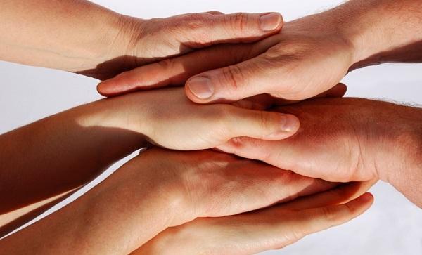 Stack-of-hands