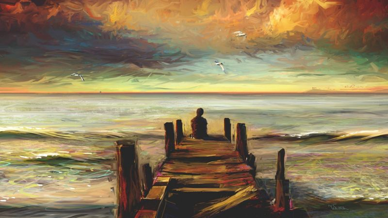Home-alone-loneliness-seascape-paintings-screen-319027